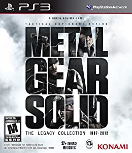 Metal Gear Solid: The Legacy Collection by Konami