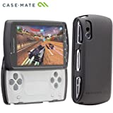 Case-Mate docomo Xperia PLAY SO-01D / R800i Barely There Case, Matte Blackエクスペリア プレイ用 ベアリー・ゼア ケース マット・ブラック CM014643