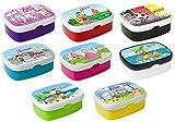 Brotdose Lunchbox Rosti Mepal mit eigenem Namen und Wunschmotiv