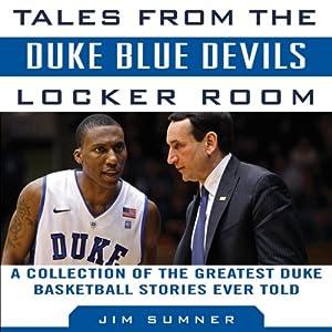 Tales from the Duke Blue Devils Locker Room Audiobook