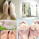 ONE1X Peeling Füße Fuß Maske Fußpflege Erneuerung Fuß-...