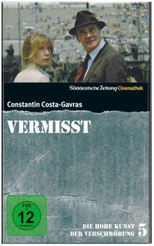 Vermisst - SZ-Cinemathek Politthriller 5