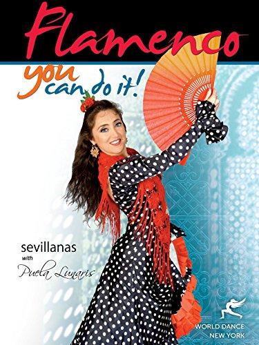 Flamenco: You Can Do It! Learn two Sevillanas dances, including Spanish fan dancing technique