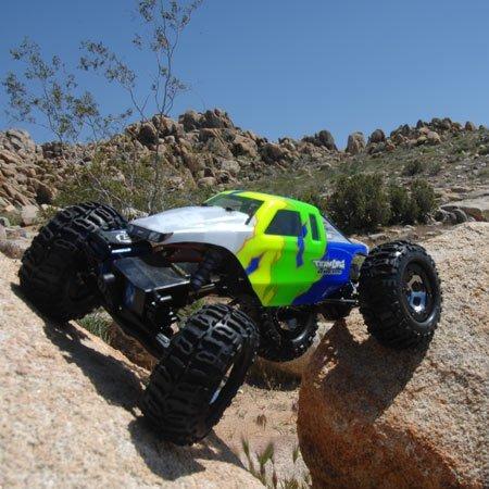 1/18 Mini Rock Crawler Pro Race Roller