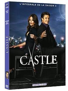 Castle, saison 3 - coffret 6 DVD