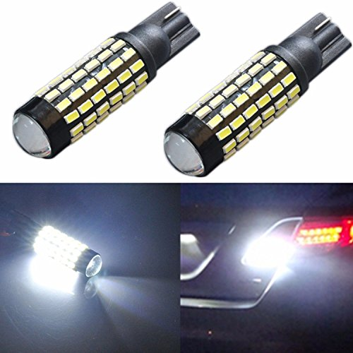 JDM ASTAR Super Bright 78-EX Chipsets 921 912 LED Bulbs with Projector For Backup Reverse Lights, Xenon White (2006 Honda Civic Ex compare prices)