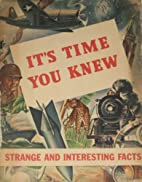 It's Time You Knew: Strange and…