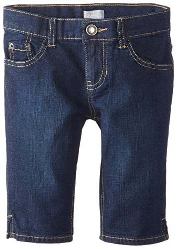 The Children's Place Big Girls' Denim Skimmer Shorts, Rain Wash, 6X/7