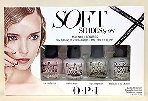 OPI Softshades Mini Nail Polish, 0.125 Ounce
