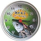 時計缶(サバ)