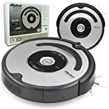 iRobot Roomba 560 Automatic Robotic Vacuum (Certified Refurbished)