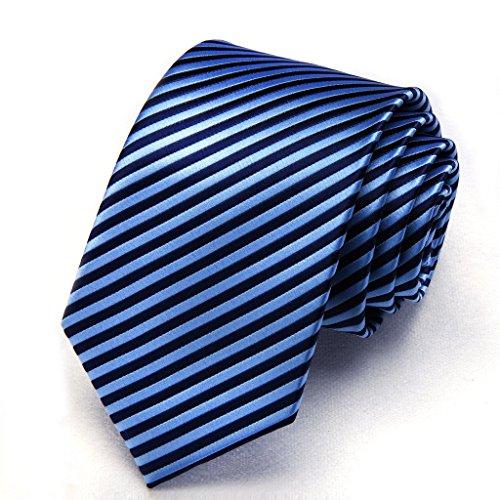 XIANGUO-Mens-Tie-Stripe-Fashion-Pattern-Necktie-For-Wedding-Party-Casual-Work-Wear