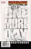 Spider-Man: One More Day Sketchbook #1 VF/NM ; Marvel comic book
