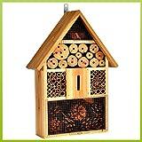luxus insektenhotels 22369fsc fsc holz insektenhotel bausatz f r kinder zum bauen und bemalen. Black Bedroom Furniture Sets. Home Design Ideas