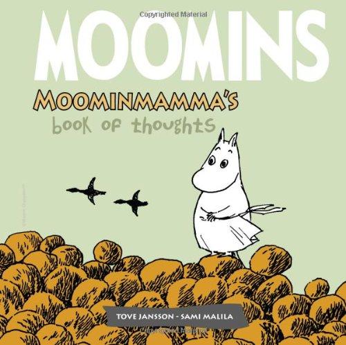 Moomins: Moominlmamma's Book of Thoughts