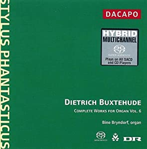 Buxtehude: Complete Works for Organ 6