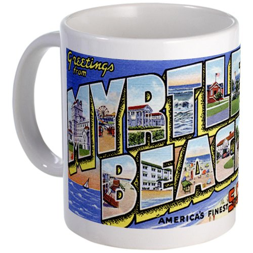 Myrtle Beach South Carolina Sc Mug Mug By Cafepress
