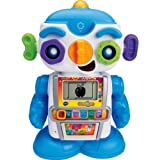Worthy VTech Gadget the Robot with accompanying HSB Storage Bag