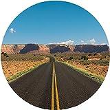 Highway Design 4x 4Ersatzrad-Abdeckung (Aufkleber