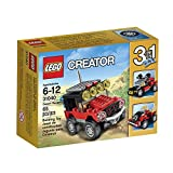 LEGO Creator Desert Racers 31040 (Color: Multicolored)