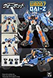 FansProject Warbot : DAI-Z WB007 [並行輸入品]