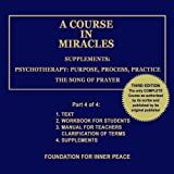 img - for A Course in Miracles: Supplements, Vol. 4 book / textbook / text book