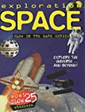 Exploration Space (Glow in the Dark Sticker Book)
