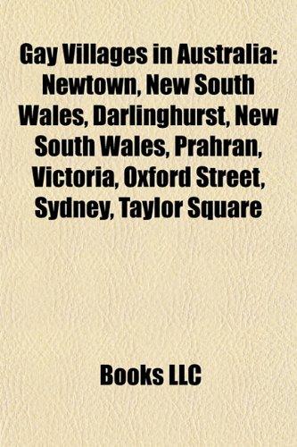 Gay Villages in Australia