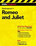 Cliffscomplete Romeo and Juliet (0764585746) by Sidney Lamb