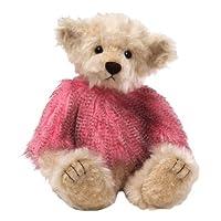 Gund Scarlett Pink/Beige Bear 13.5