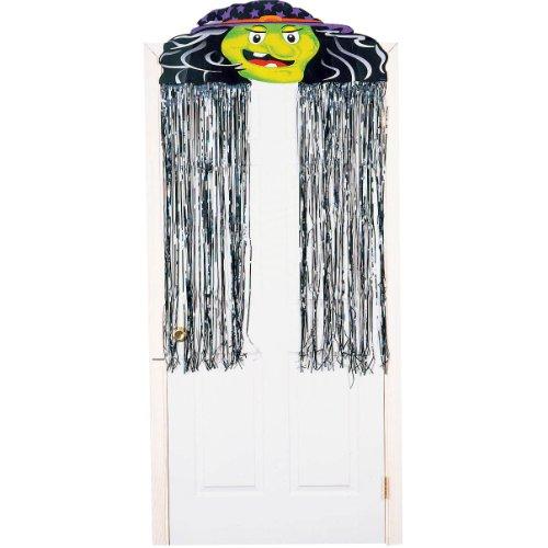 Witch Decorative Door Curtain