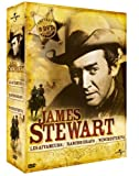 Image de Coffret James Stewart 3 DVD : winchester 73 / les affameurs / rancho bravo