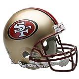 Riddell San Francisco 49ers NFL Full Size Proline VSR4 Helmet