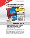 Perfect PLAY Nintendo DSi Xl Schutzfolie Der unsichtbare Komplettschutz mit Antireflexfunktion