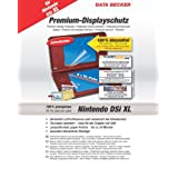 """Nintendo DSi XL Schutzfolie 4er Setvon """"DataBecker"""""""
