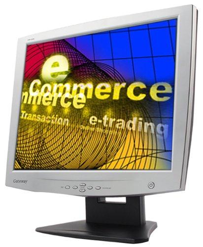 """Gateway 19"""" Flat Panel Lcd Monitor"""