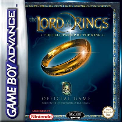 Lord of the Rings για το Gameboy Advance/SP/Micro/Nintendo DS (Lite)