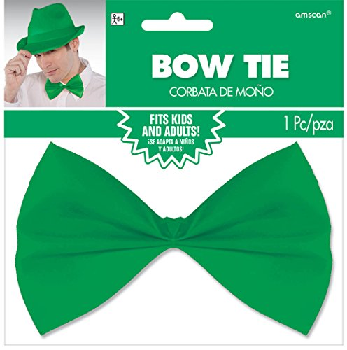 Green Costume Bow Tie - 1
