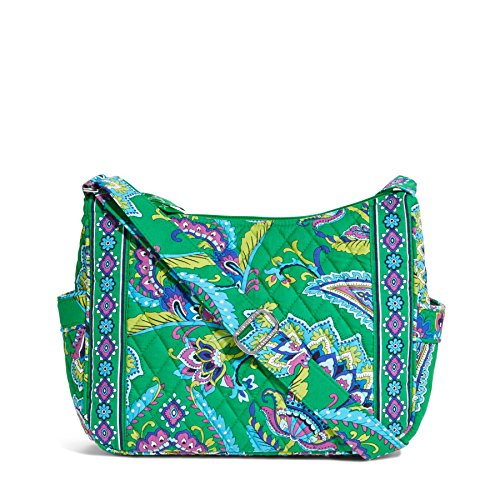 Vera Bradley On The Go Emerald Paisley