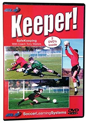 Keeper! Soccer Safekeeping with Coach Tony Waiters
