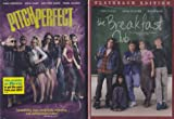 The Breakfast Club / Pitch Perfect Double Feature Pack
