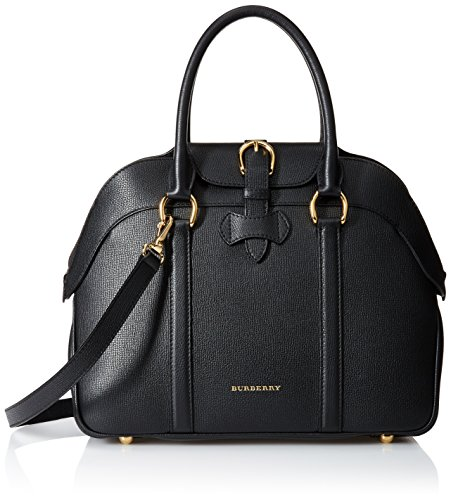 Burberry-Womens-Medium-Leather-Bowling-Bag-Black