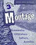 img - for Montage: Deuxieme niveau (Student Edition) book / textbook / text book