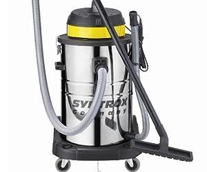 Syntrox Germany 3900 Watt 80 Liter Staubsauger Edelstahl Industriesauger Nass und Trockensauger  Bewertungen