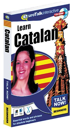 Talk Now Learn Catalan - Beginning Level Old VersionB0000899M8