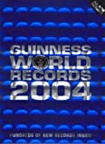 Cover of Guinness World Records 2004 by  0851121802