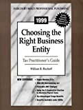 img - for Choosing the Right Business Entity book / textbook / text book