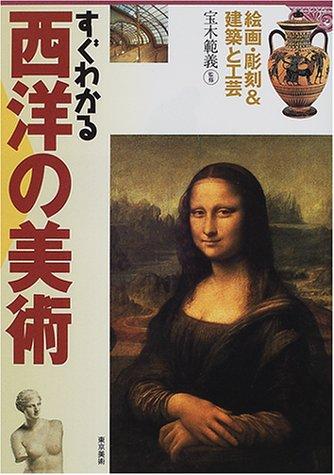 すぐわかる西洋の美術―絵画・彫刻&建築と工芸