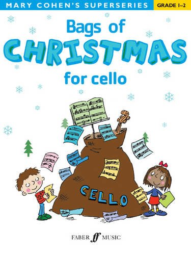 Bags of Christmas for Cello