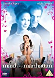 Maid In Manhattan packshot